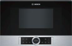 Kuchenka mikrofalowa Bosch BFR 634GS1 Srebna